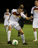 The Winthrop University Eagles lose 2-1 in a Big South contest against the Campbell University Camels.  Adriano Negri (17)
