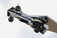 BMW Brabham BT52 Formula 1 car that forms part of the Goodwood Festival of Speed Centre Feature at Goodwood Festival of Speed 2016 at Goodwood, Chichester, England on 24 June 2016. Photo by David Horn / PRiME Media Images