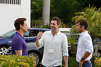 Christian LeBlanc - Craig - Ryan Carnes -  Actors from Y&R, General Hospital donated their time to Southwest Florida 16th Annual SOAPFEST - a celebrity weekend May 22 thru May 25, 2015 benefitting the Arts for Kids and children with special needs and ITC - Island Theatre Co. as it presented A Night of Stars on May 23 , 2015 at Bistro Soleil, Marco Island, Florida. (Photos by Sue Coflin/Max Photos)