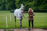 during the CCI-L 2* First Horse Inspection. 2021 GBR-Saracen Horse Feeds Houghton International Horse Trials. Hougton Hall. Norfolk. England. Wednesday 26 May 2021. Copyright Photo: Libby Law Photography