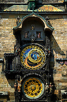 Astrological Clock, Prague, Czech Republic