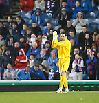 Neil Alexander applauds the Neil Alexander song from the fans and thinks about the things he can do staying in tonight
