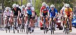 Shawna Ryan and Joanie Caron, Rio 2016 - Para Cycling // Paracyclisme.<br /> Team Canada athletes compete in Women's Cycling Road B Race // Les athlètes d'Équipe Canada participent à la course cycliste féminin sur route B. 17/09/2016.
