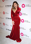 Khloe Kardashian attends the 2014 Elton John AIDS Foundation Academy Awards Viewing Party in West Hollyood, California on March 02,2014                                                                               © 2014 Hollywood Press Agency