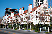 San Diego: Park Row Condominiums on Kettner Blvd.