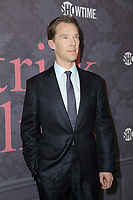 """LOS ANGELES - APR 25:  Benedict Cumberbatch at the Premiere Of Showtime's """"Patrick Melrose""""  at Linwood Dunn Theater on April 25, 2018 in Los Angeles, CA"""