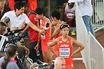 Tetsuya Yoroizaka (JPN), <br /> AUGUST 22, 2015 - Athletics : <br /> 15th IAAF World Championships in Athletics Beijing 2015 <br /> Men's 10000m Final <br /> at Beijing National Stadium in Beijing, China. <br /> (Photo by YUTAKA/AFLO SPORT)