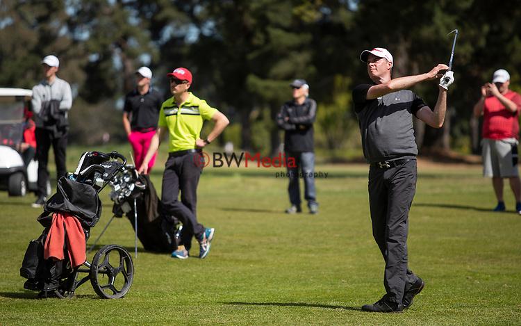 Jennian Homes Harewood Open Golf, Charles Tour, Harewood Golf Club, Christchurch, Sunday 7th October 2018. Photo: Joseph Johnson/www.bwmedia.co.nz