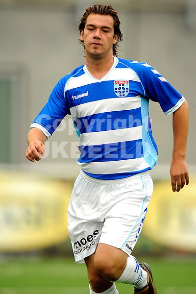 voetbal fc zwolle seizoen 2008-2009 15-07-2008  chiel-jan schuldink....