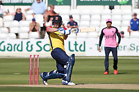 Jimmy Neesham in batting action for Essex during Essex Eagles vs Middlesex, Vitality Blast T20 Cricket at The Cloudfm County Ground on 18th July 2021