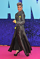 """Shobna Gulati at the """"Everybody's Talking About Jamie"""" world film premiere, Royal Festival Hall, Belvedere Road, on Monday 13th September 2021 in Londomn, England, UK. <br /> CAP/CAN<br /> ©CAN/Capital Pictures"""