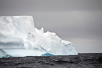 Ice I - Iceburg in the Great Southern Ocean.