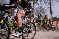 8th Gent-Wevelgem In Flanders Fields 2019 <br /> Elite Womens Race (1.WWT)<br /> <br /> One day race from Ypres (Ieper) to Wevelgem (137km)<br /> ©JojoHarper for Kramon