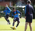 Gedion Zelalem scores as David Weir watches on