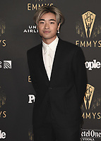 NORTH HOLLYWOOD - SEPT 17: Dallas Liu at the exclusive reception honoring the 73rd Emmy Awards Performer Nominees at the Television Academy on September 17, 2021 in North Hollywood, California. (Photo by Scott Kirkland/PictureGroup)