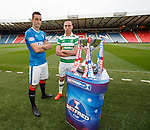 Lee Wallace and Scott Brown