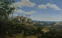 View of Olinda, Brazil, Frans Jansz Post, 1662