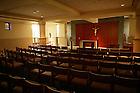 McGlinn Hall Chapel..Photo by Matt Cashore..