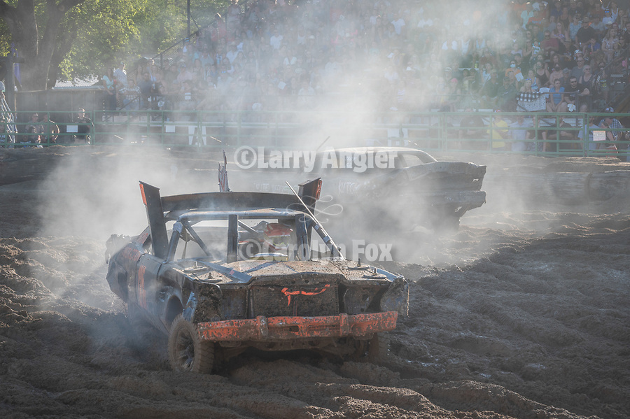 Sunday of the 82nd annual Amador County Fair, Plymouth, California, with Destruction Derby, Music and more!<br /> .<br /> .<br /> .<br /> @AmadorCountyFair, #1SmallCountyFair, #VisitAmador, #PlymouthCalifornia, #AmadorCountyFair, #Best4DaysOfSummer, #AmadorCounty, #26thDAA