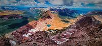 Views from Maroon Peak 14,163 ft (4,317 m)