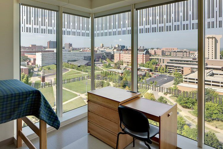 University of Cincinnati Morgen's Hall | Richard Fleischman + Partners Architects