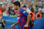 Presentation 1st team FC Barcelona 2019/2020.<br /> Luis Suarez.