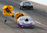 Feb 21, 2020; Chandler, Arizona, USA; NHRA top sportsman driver XXXX during qualifying for the Arizona Nationals at Wild Horse Pass Motorsports Park. Mandatory Credit: Mark J. Rebilas-USA TODAY Sports