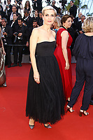 Melita Toscan Du Plantier sur le tapis rouge pour la projection du film en competition OKJA lors du soixante-dixiËme (70Ëme) Festival du Film ‡ Cannes, Palais des Festivals et des Congres, Cannes, Sud de la France, vendredi 19 mai 2017.