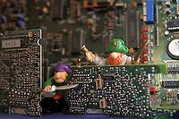 Pirateria informatica.Hacking...