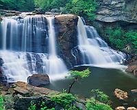 Blackwater Falls; Blackwater Falls State Park, WV