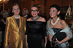 MARINA DORIA DI SAVOIA<br /> PRANZO DI GALA IN ONORE DI VITTORIO EMANUELE E MARINA DI SAVOIA<br /> PALAZZO FERRAJOLI ROMA 2011