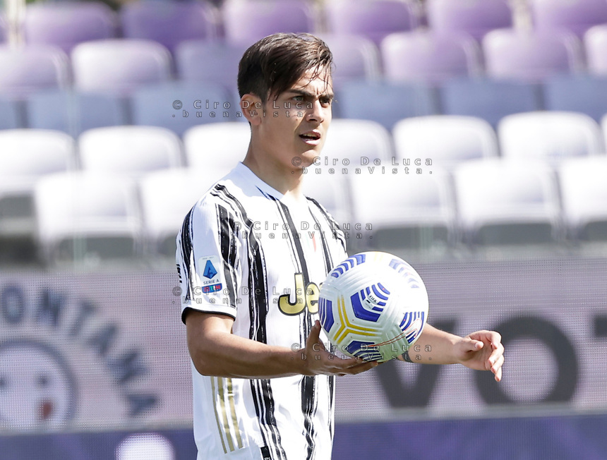 \10\ during the  italian serie a soccer match,Fiorentina - Juventus at  theStadio Franchi in  Florence Italy ,
