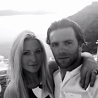Pictured: Greg Symonds (R) with wife Tamsin<br /> Re: Police searching to find the driver who left an SAS soldier for dead on a darkened road has been suspended in the United States.<br /> Greg Symonds from Newport, Wales, died of a skull fracture following the 'hit and run' last year.<br /> An inquest held in Hereford today heard the 31-year-old had been in California on exercise with the Parachute Regiment before he was run over.<br /> Car debris found at the scene and CCTV images showing a matching silver Toyota Camry prior to the crash, have not yet been matched to a car.