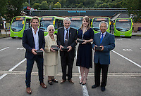 Arriva Buses are named in honour of Local High Wycombe legends - 11/09/2015