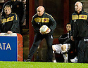 ::  DUNDEE UTD MANAGER PETER HOUSTON  ::.06/04/2011 sct_jsp_019_motherwell_v_dundee_utd     .Copyright  Pic : James Stewart.James Stewart Photography 19 Carronlea Drive, Falkirk. FK2 8DN      Vat Reg No. 607 6932 25.Telephone      : +44 (0)1324 570291 .Mobile              : +44 (0)7721 416997.E-mail  :  jim@jspa.co.uk.If you require further information then contact Jim Stewart on any of the numbers above.........