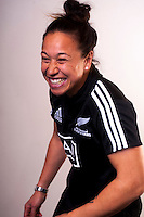 Teresa Te Tamaki. New Zealand Black Ferns headshot outtakes at The Rugby Institute, Palmerston North, New Zealand on Thursday, 28 May 2015. Photo: Dave Lintott / lintottphoto.co.nz