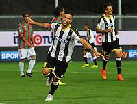 2014/08/24 Udinese vs Ternana 5-1