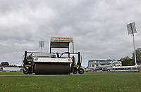 Blotter on pitch prior to Essex CCC vs Nottinghamshire CCC, LV Insurance County Championship Group 1 Cricket at The Cloudfm County Ground on 5th June 2021