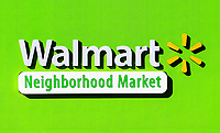 WalMart Neighborhood Market store,  Orlando, Florida, USA., USA.