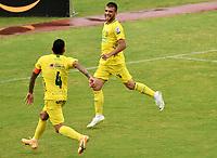 Itagüi Leones F. C. v Boca Juniors de Cali, 28-03-2021. TBP I_2021
