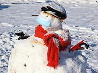 JAN 24 Snowman Mania