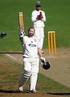 110330 Plunket Shield Cricket - Wellington Firebirds v Central Stags