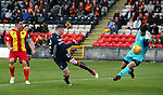 04.05.2018 Partick Thistle v Ross County: Billy McKay scores for Ross County