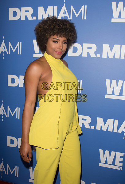 NORTH MIAMI BEACH, FL - MARCH 30: Hencha Voigt during the Dr. Miami Premiere Party at The Tuck Room in North Miami Beach. March 30, 2017.<br /> CAP/MPI/AG<br /> ©AG/MPI/Capital Pictures