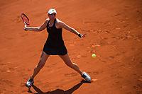 8th June 2021; Roland Garros, Paris France; French Open tennis championships day 10;  Elena RYBAKINA (KAZ) -
