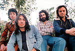 10cc 1973 Graham Gouldman, Lol Creme, Kevin Godley and Eric Stewart<br /> © Chris Walter