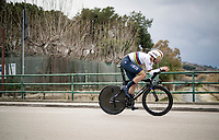 TT World Champion Filippo Ganna (ITA/INEOS Grenadiers)<br /> <br /> Final stage 7 (ITT) from San Benedetto del Tronto to San Benedetto del Tronto (10.1km)<br /> <br /> 56th Tirreno-Adriatico 2021 (2.UWT) <br /> <br /> ©kramon