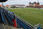 Whitby Town 3 Shildon 2, FA CUP 1st Round Qualifying, 15th September 2007.