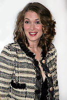 WINONA RYDER 2004<br /> AT OLYMPUS FASHION WEEK: MARC JACOBS SPRING 2005 COLLECTION AT PIER 54 IN NEW YORK CITY <br /> Photo By John Barrett/PHOTOlink /MediaPunch