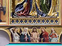 im gotischen St.-Elisabeth Dom- Dom svätej Alzbety in Kosice, Kosicky kraj, Slowakei, Europa<br /> in gothic Cathedral St. Elizabeth in Kosice, Kosicky krajj, Slovakia, Europe
